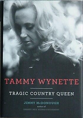 Tammy Wynette: Tragic Country Queen, 2010 Book (George Jones +