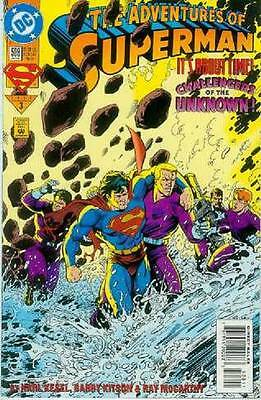 Adventures of Superman # 508 (USA, 1994)