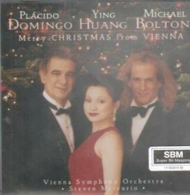 Various Artists : Merry Xmas From Vienna CD