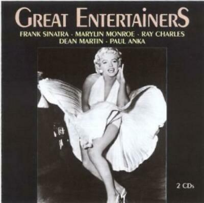 Various : Great Entertainers CD Value Guaranteed from eBay's biggest seller!