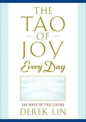Tao of Joy Everyday by Derek Lin (English) Paperback Book Free Shipping!