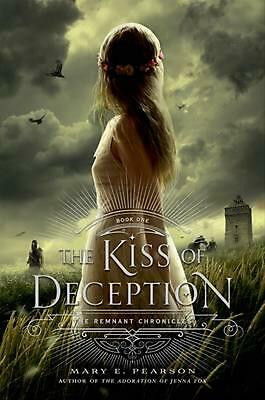The Kiss of Deception by Mary E. Pearson (English) Paperback Book