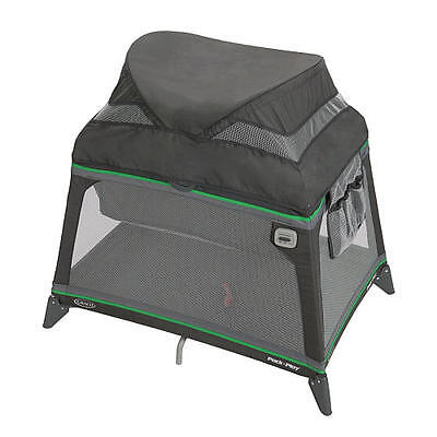 Graco Pack 'n Play Playard Jetsetter - Fern - New! Free Shipping!