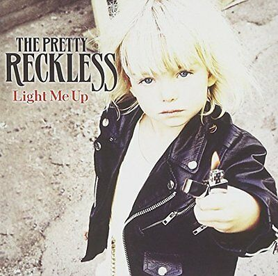 The Pretty Reckless: Light Me Up CD