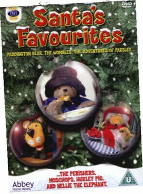 Santa's Favourites DVD (2006) cert U Highly Rated eBay Seller, Great Prices