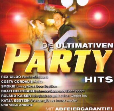 Various : Die Ultimativen Party Hits CD