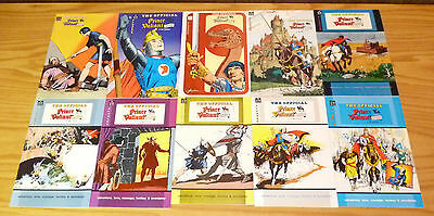 Official Prince Valiant #1-18 VF/NM complete series + annual + giant size + king