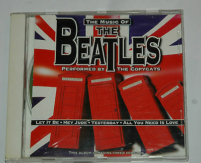 Cd/the Music Of The Beatles Performed By The Copycats/mg2062