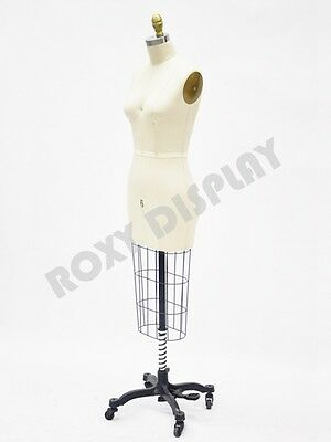 Professional Female Working Dress form Mannequin Size 6 Half body#ST-SIZE6NC