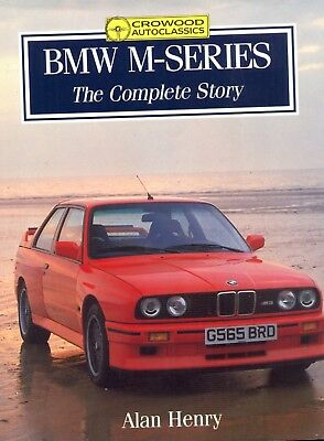 BMW M1 M3 M5 M635 Complete Story by Alan Henry