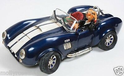 GUILLERMO FORCHINO'S Classic Hand Made Detailed & Painted SHELBY COBRA Sculpture