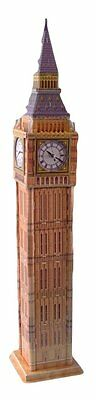 London's Big Ben 3D jigsaw puzzle with working clock  - 94 Pieces