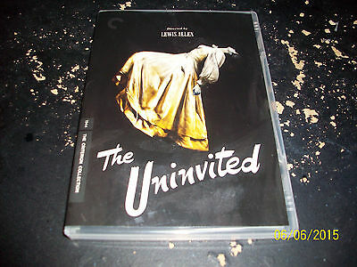 Criterion Collection: The Uninvited!! Used & In Mint Condition!!! Oop!!!!