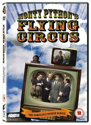 Monty Pythons Flying Circus - Series 4 - Sealed NEW DVD
