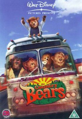 The Country Bears - Sealed NEW DVD - Disney