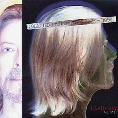 David Bowie : All Saints: COLLECTED INSTRUMENTALS 1977-1999 CD (2001) ***NEW***