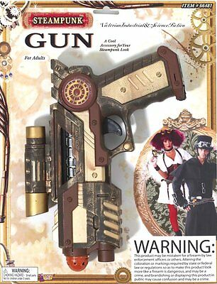 Costumes! SteamPunk Space Gun Costume Weapon Prop Accessory