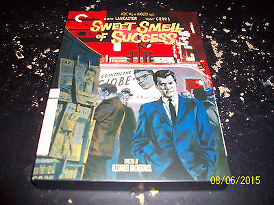Criterion Collection: Sweet Smell Of Success!! Used & In Mint Condition!! Oop!!!
