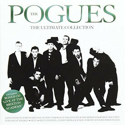 The Pogues : The Ultimate Collection CD (2005) ***NEW***