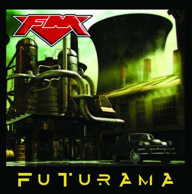FM : Futurama CD (2014) ***NEW*** Value Guaranteed from eBay's biggest seller!