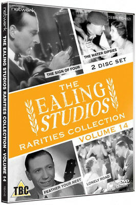 Ealing Studios Rarities Collection: Volume 14 DVD (2014) George Formby