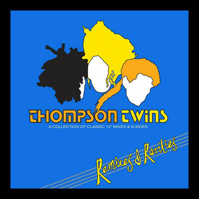 """Thompson Twins : Remixes & Rarities: A Collection of Classic 12"""" Mixes and"""