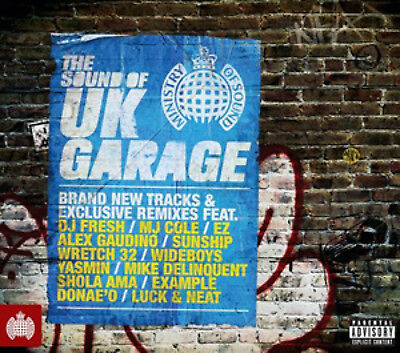 Various Artists : The Sound Of UK Garage (2CDs) (2011)***NEW***