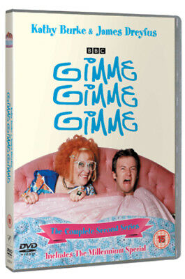 Gimme Gimme Gimme: The Complete Series 2 DVD (2007) Kathy Burke ***NEW***