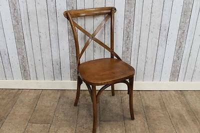 Solid Seat Elm Bentwood Kitchen Dining Chair Gainsborough Chair
