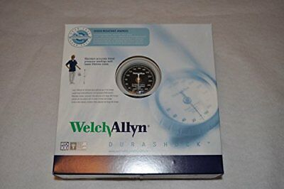 Welch Allyn DS45-11 Gauge with Durable One Piece, Adult Cuff New