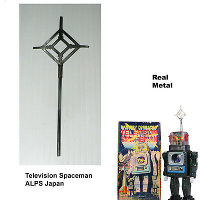 ANTENNA FOR YOUR TELEVISION SPACEMAN  Alps