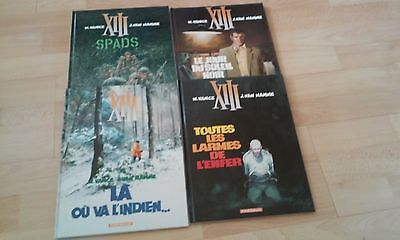 Lot Xiii Tome 1 A 4