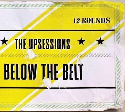 UPSESSIONS - Below The Belt  LP Ska