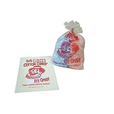 "Gold Medal 3065 12"" X 18"" Cotton Candy Bag 100/ct New"