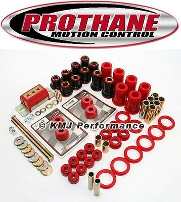 Prothane 7-2032 1959-64 Chevy Bel Air Biscayne Impala Total Suspension Kit Poly