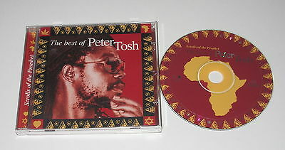 CD/THE BEST OF PETER TOSH/Columbia 494497 2