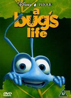 A Bugs Life (Disney / Pixar) - Sealed NEW DVD - Kevin Spacey