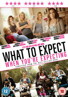 What to Expect When You're Expecting DVD (2012) Elizabeth Banks