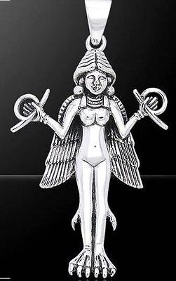 Sumerian Hebrew Goddess Lilith Lillith Pendant Ancient First Feminist #WZPD1118