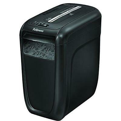 Fellowes Powershred 60Cs 10-Sheet Cross-Cut Paper and Credit Card Shredder with