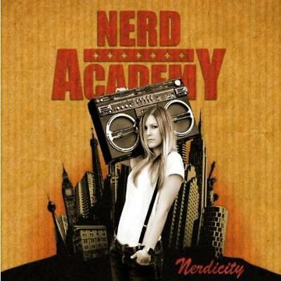 NERD ACADEMY - Nerdicity  LP *27 Red*