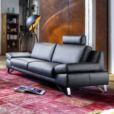 echt leder eckkombination relaxfunktion neu ecksofa eckcouch sofa eur. Black Bedroom Furniture Sets. Home Design Ideas