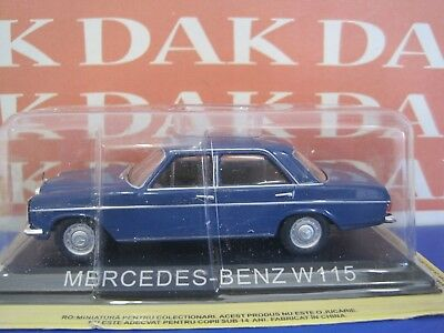 Die cast 1/43 Mercedes Benz W115