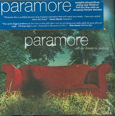 Paramore - All We Know Is Falling New Cd