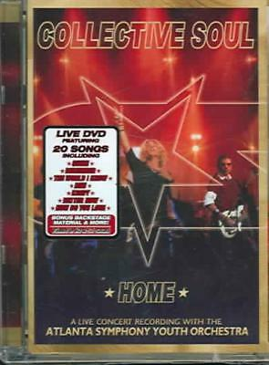 Collective Soul - Home New DVD