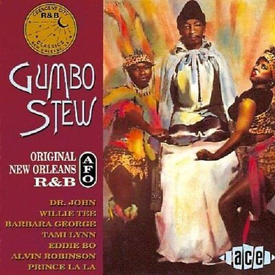 Various Artists - Gumbo Stew New Cd