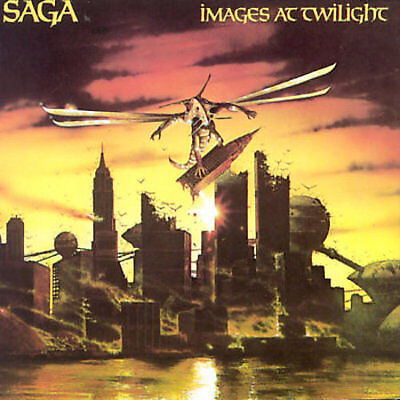 Saga - Images At Twilight New Cd