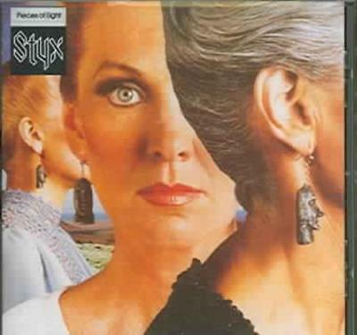Styx - Pieces Of Eight New Cd