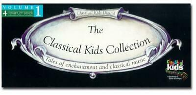 The Classical Kids Collection New CD