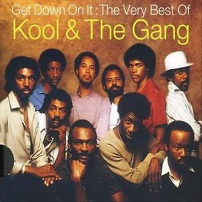 Kool & The Gang - Get Down On It: The Very Best Of Kool & The Gang New Cd